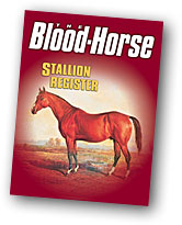 Blood-Horse Stallion Register